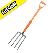 Spear and Jackson Insulated Trenching Fork